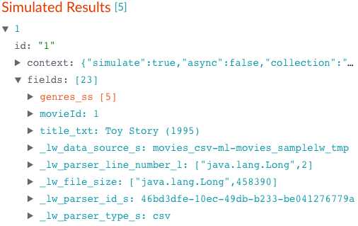 Index Workbench ml movies results3