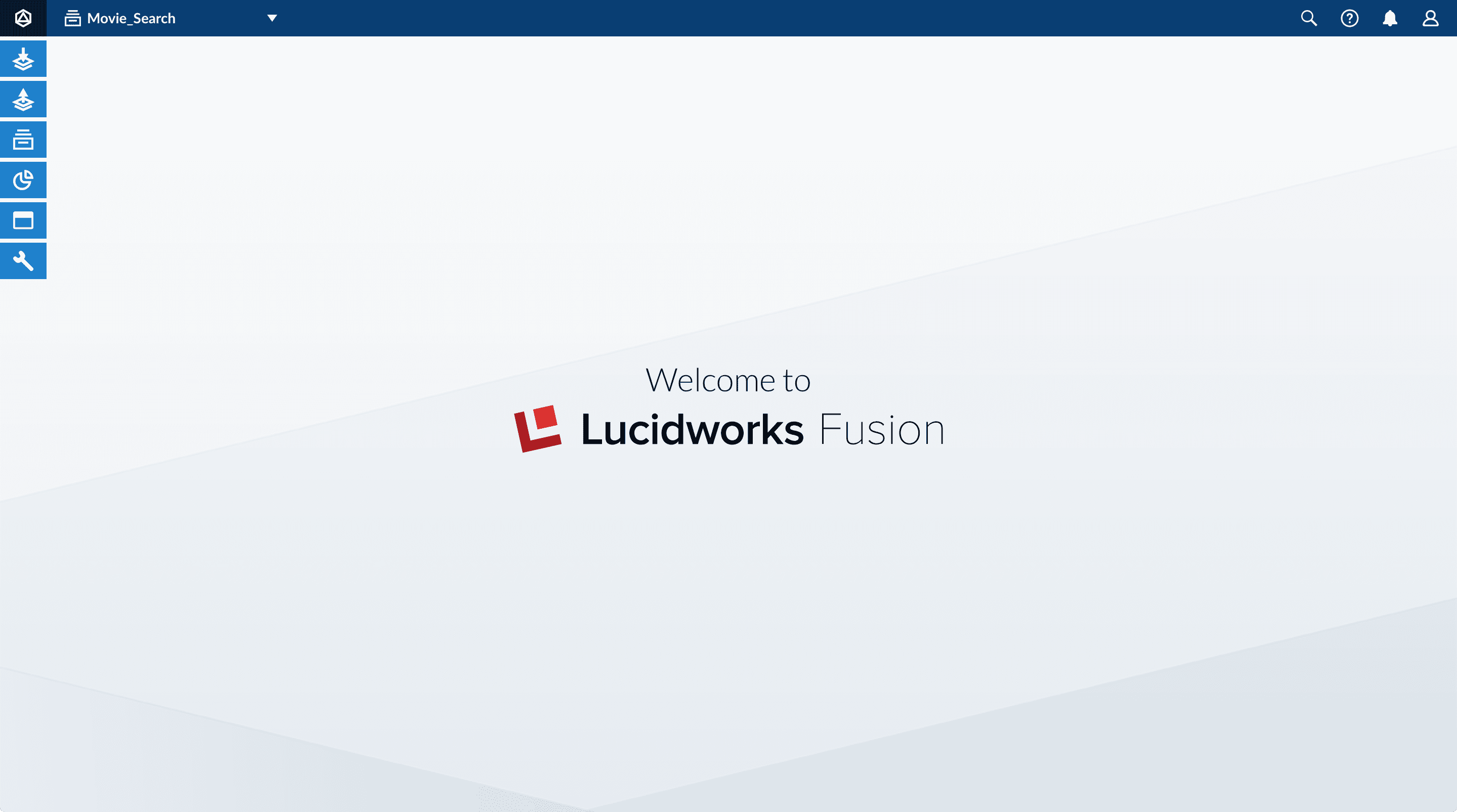 Fusion workspace